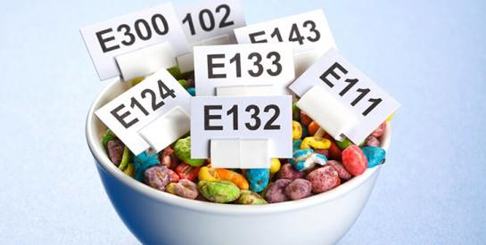 Un conservateur alimentaire responsable de la prise de poids