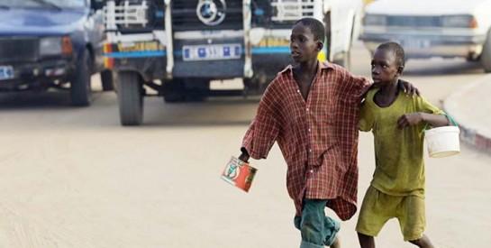 Comment un enfant a été victime d'un réseau de mendiants au Nigéria