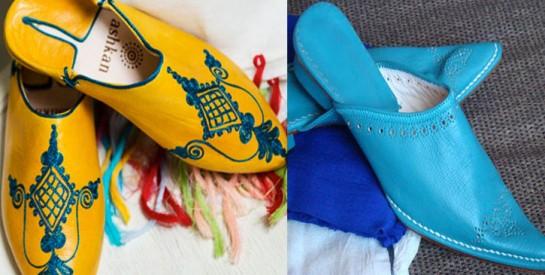 Les Babouches : les chaussures les plus confortables du monde