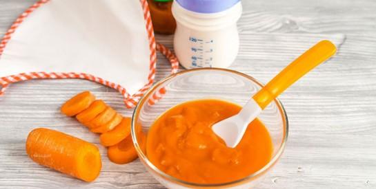 4 recettes simples pour cuisiner sainement pour bébé