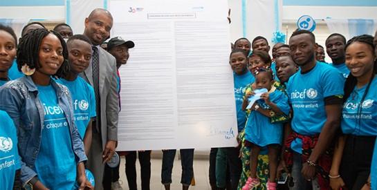La Côte d'Ivoire s'engage pour les droits des enfants lors de la célébration du 30ème anniversaire de la CIDE