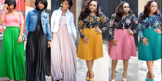 Comment porter la jupe plissée sans régresser ?