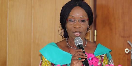 Investiture du nouveau Bureau des femmes de la GESTOCI : Kra Léontine a pris les rênes
