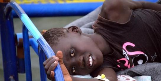 Le choléra fait 48 morts au Cameroun
