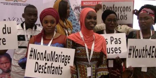 Mahamadou Issoufou, Président du Niger : « Marier une fille à l'âge de 12 ans c'est promouvoir la pédophilie »
