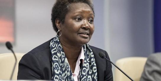 Béatrice Gakuba: «Notre défi, c`est l`émergence de grandes entreprises de femmes dans l`agrobusiness»