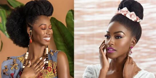 Invitée à un mariage: des idées coiffures et tresses inspirantes à l`africaine