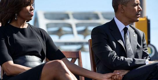 La clef du bonheur conjugal selon Michelle Obama