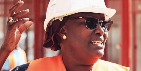 Sénégal: Léna Keïta, un chef de chantier pas comme les autres