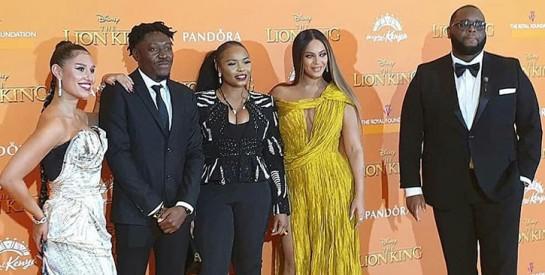 """Beyoncé s`offre un album """"africain"""" avec """"The Lion King: The Gift"""""""