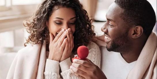 Demande en mariage : prête à sauter le pas ?