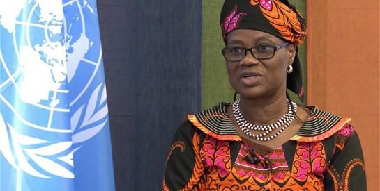 Nations-Unies: la Burkinabè Rosine Coulibaly nommée représentante spéciale pour la Guinée-Bissau