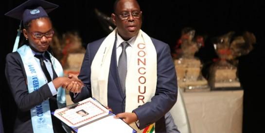 Concours général 2019 -Meilleure élève du Sénégal deux années de suite:DiarySow, l`incarnation de l`excellence