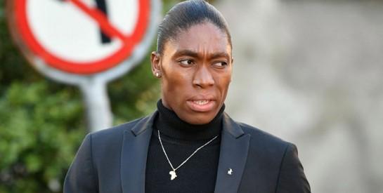 La justice suisse empêche l'athlète hyperandrogène Caster Semenya de concourir