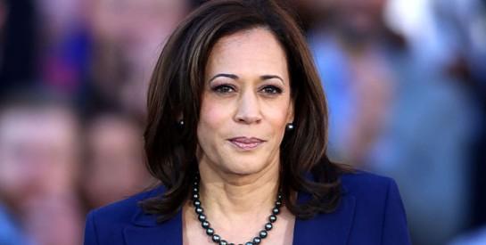 """Qui est Kamala Harris, sénatrice démocrate symbole du """"rêve américain""""?"""