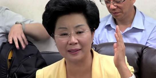 Shin Ok-ju, la dirigeante d'une secte sud-coréenne, faisait battre ses fidèles pour faire fuir le démon