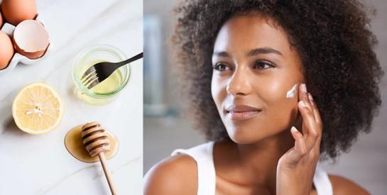 Blanc d`oeuf: 3 soins de visage efficaces pour traiter et prendre soin de votre peau