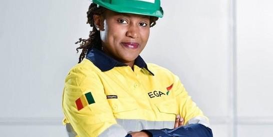 Guinée : Aïssata Béavogui nouvelle patronne de Guinea Alumina Corporation