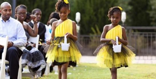 Quel est le rôle des enfants d'honneur ?