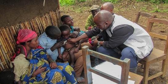 La rougeole tue 2700 enfants en RDC en sept mois