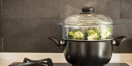 La cuisson à la vapeur des aliments est-elle la meilleure?
