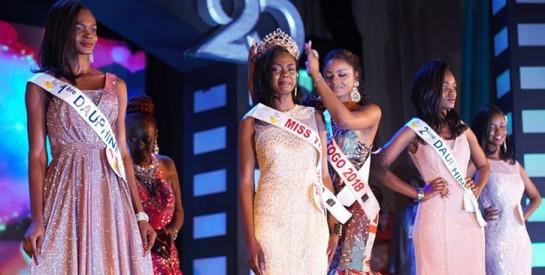 Aïda Yombo ravit la couronne de Miss Togo 2019