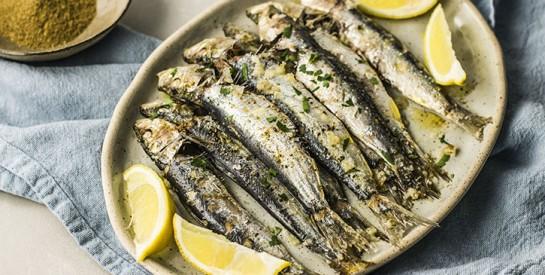 Diététique: vive la sardine!