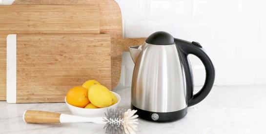 4 conseils pour bien nettoyer sa bouilloire