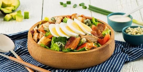 Régime spécial salade: 6 recettes faciles pour tous les jours