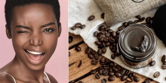 Masque au café pour raffermir la peau