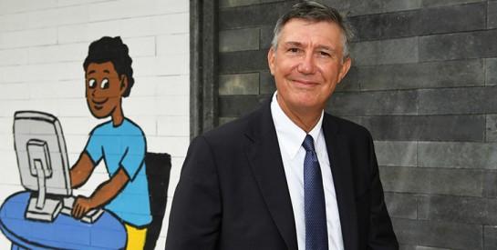 Un nouveau Représentant pour UNICEF Côte d'Ivoire : Marc Vincent succède au Dr. Aboubacar Kampo