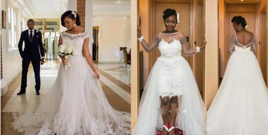 Robe de mariée à traîne : quelle longueur et quel modèle ?