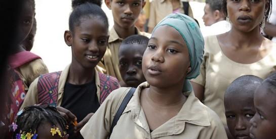 Le combat d'Aïssatou, guinéenne de 12 ans, contre les mariages forcés