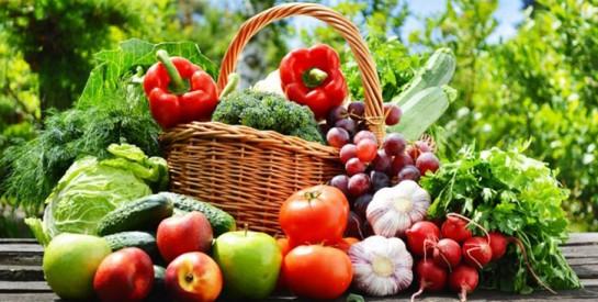 Les fruits et les légumes non féculents contribuent à prévenir les cancers