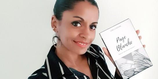 Izabella Bassina : son livre ``Page Blanche : Peut-on réécrire son histoire ?``; une merveilleuse aventure à découvrir