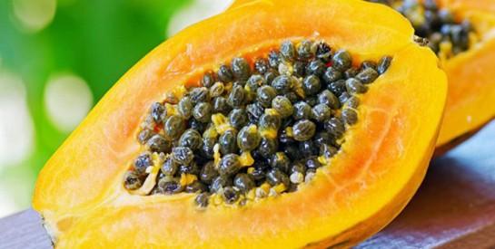 Tous les bienfaits liés à la consommation des graines de papaye
