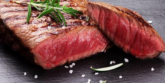 Manger moins de viande rouge pendant un mois pour un coeur en meilleure santé