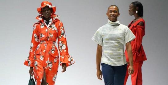 Le nouvel espoir de la mode africaine c 'est lui, Thebe Magugu