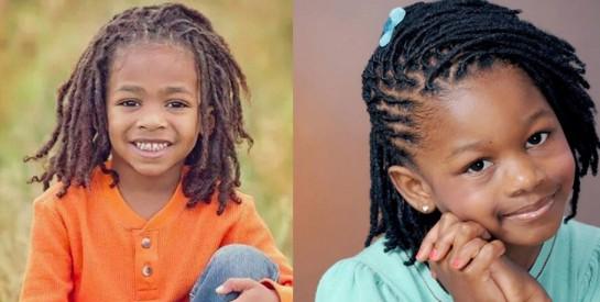 Des dreads locks, puis-je les faire porter à mon enfant?