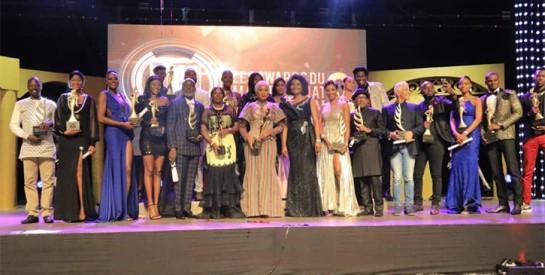 Les Awards du Mannequinat 2019: Cédric Roland et Awa Sanoko, les grands gagnants !