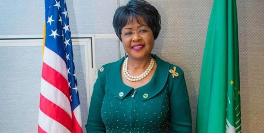 L'ambassadrice Chihombori-Quao 'limogée' de l'Union africaine à cause de 'ses critiques contre la France'