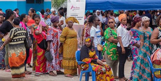 ``Mes seins sans cancer`` : plus de 1000 femmes mobilisées pour le dépistage gratuit et des cas signalés à Abobo