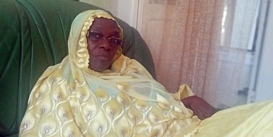 Fabineta Lô de retour à Dakar, elle veut construire la ``Maison de la femme migrante``