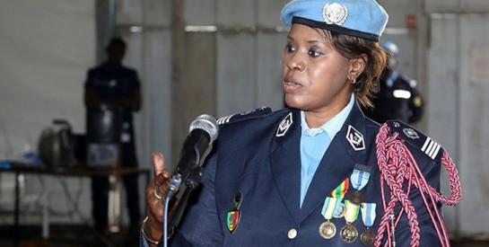 Une Sénégalaise lauréate du Prix de la policière de l'ONU