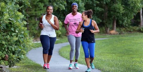 Même pratiquée rarement, la course à pied réduit les risques de mortalité