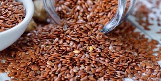 Endométriose : remède maison à l'aide de graines de lin pour mettre fin à vos douleurs