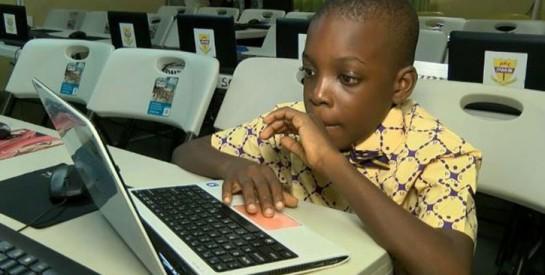 Basil Okpara Junior, l'enfant de neuf ans qui a inventé plus de 30 jeux mobiles
