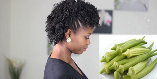 Vos cheveux se cassent le plus souvent? Le gombo à votre rescousse!