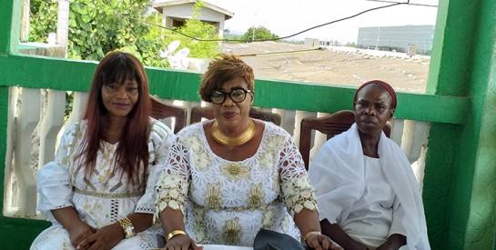 L`Association des Femmes Unies de Côte d`Ivoire (AFU-CI) s`engage pour la paix et la cohésion sociale