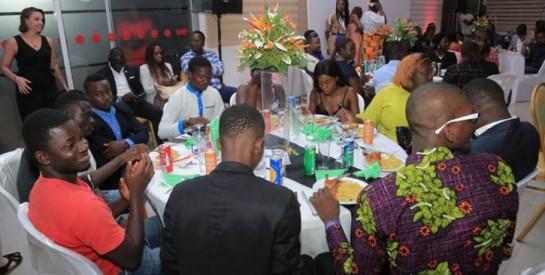 Diner Gala : UNICEF célèbre son million de U-reporter